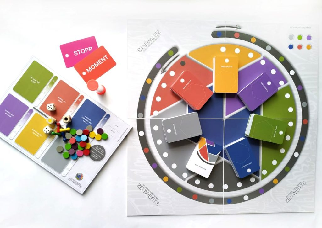 Brettspiel Die Entdeckung Deines Zeitwerts